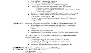 Sample Resumes For Project Managers With Project Finance Manager