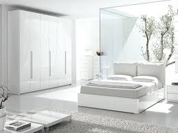 All White Bedroom Decorating Ideas Custom Design Inspiration