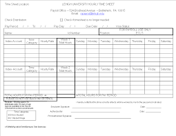 Time Sheet Doc Payroll Timesheet Template Templates At