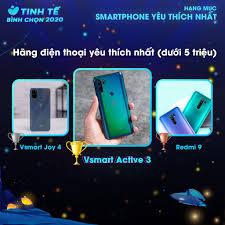 TTBC20 - Kết quả hạng mục smartphone giá rẻ: Dưới 5 triệu chọn Vsmart, trên  5 triệu thì cứ Samsung