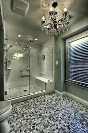 Bathroom:Beautiful Bedroom Decor With Oval Free Standing Bathtub And Large  Glass Shower Screen Modern