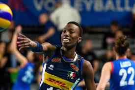 """Paola Egonu would be an excellent standard-bearer of an open and plural  Italy"""" - time.news - Time News"""