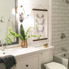 Remodeling A Bathroom On A Budget Amazing Our Spur Of The Moment Budget Bathroom Renovation