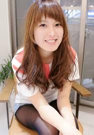 前髪アシメカタログ女子のショートボブミディアムロングヘア I
