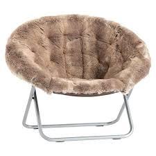 plush round chair plush chair for s