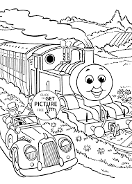 thomas and friends number one and friends coloring pages race for kids, printable free on coloring thomas and friends