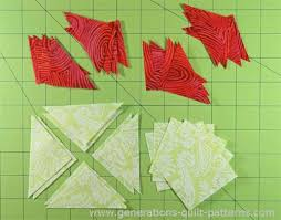 Double T Quilt Block Tutorial: Includes Free Paper Piecing ... & Double T patches Adamdwight.com