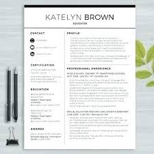 Resume Templates Free Best Modern Resume Template Free coachoutletus