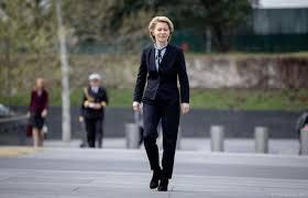 Ursula von der Leyen als EU-Kommissionschefin nominiert - Obb-Aufmacher