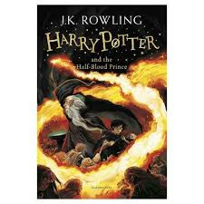 harry potter and the half blood prince by j k rowling book