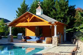 Custom Pool House Plans Ideas Pool Cabanas in New Holland PA