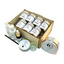 [<b>CC Brow</b>] Eyebrow & Eyelash Henna Kit for Professional Use 14 ...