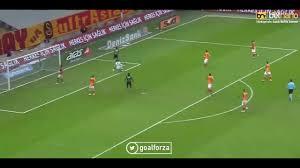 Galatasaray 6 1 Denizlispor kısa özet - YouTube