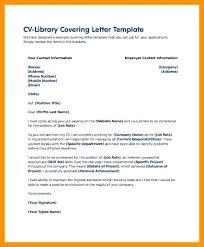 Librarian Cover Letter Resume Cv Cover Letter