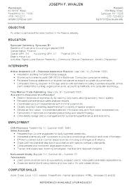 Example Of College Resumes Extraordinary College Student Resume Example Catarco