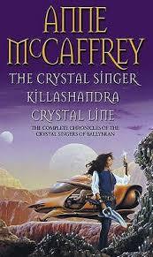 Crystal Singer Omnibus by Anne McCaffrey