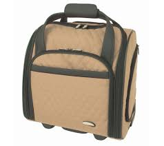 Suitcase With Drawers Luggage Qvccom