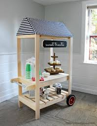 what would your kiddos use this pretend play toy street vendor cart as