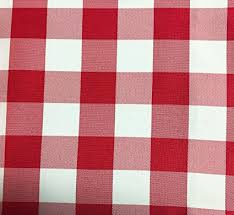 red and white checkered picnic tablecloth. Wonderful Tablecloth GFCC RedWhite Gingham Checkered Polyester Tablecloth Round Picnic  Tablecloth120Inch In Red And White O