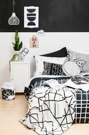 General Eclectic Grid design Bed Linen http://www.shutthefrontdoor.co.