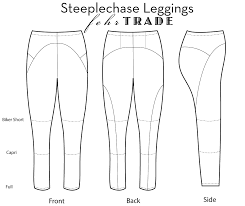 Leggings Sewing Pattern