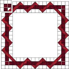 Best 25+ Quilt border ideas on Pinterest | Quilt boarders ... & For a border that adds the WOW factor to your quilt. A great instructional  How-To for an Entwined border for your quilt. Adamdwight.com