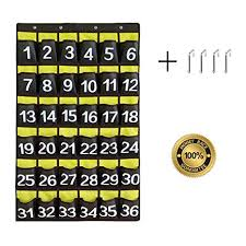 Get Fit For The Army Wall Chart Classroom Pocket Chart Cell Phone Calculator Holder School