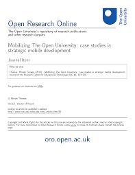 Open Research Online oro.open.ac.uk