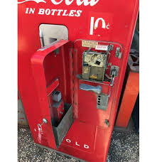 Original Coke Vending Machine Magnificent CocaCola Vendo 48 Vending Machine Original FiftiesStore