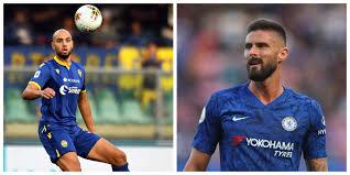 L'Inter fa sul serio per Amrabat, il Napoli sonda Giroud ...