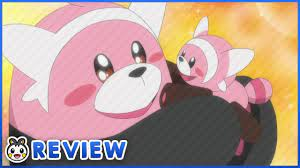 Bewear Reunites With Stufful!   Pokemon Sun and Moon Episode 96 Review -  YouTube