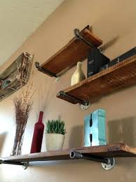 making shelf large size of and pipe shelf black iron pipe shelving plans glass floating making