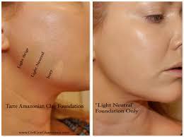 Tarte Amazonian Clay Color Chart Tarte Cosmetics Amazonian Clay Full Coverage Foundation