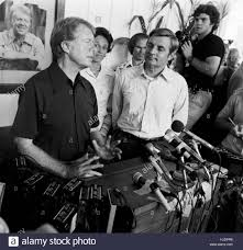 President Jimmy Carter and Vice ...