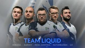 team liquid player intro the international 2017 champion dota 2