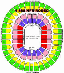 Thomas Mack Arena Seating Chart Nfr Nfr Live Online Watch Nfr Finals Rodeo Streaming 2019