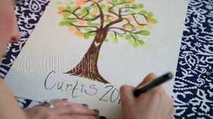 How To Make Family Tree On Chart Paper How To Make Family Tree Wall Art With Kids