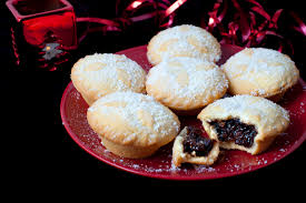 Free Stock Photo 8664 Plate of freshly baked Christmas mince pies |  freeimageslive