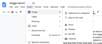 How To Work With Images In Google Docs Google Docs Zapier