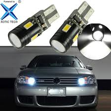 Parking Lights Car Details About Can Bus T10 921 6000k White 30w High Power Led Bulbs For Euro Car Parking Lights
