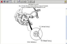 honda accord electrical problem honda accord cyl 192750 alternator90accordcivic 1 jpg