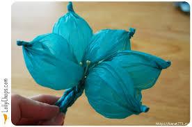Make Tissue Paper Flower Balls Wonderful Diy Gorgeous Paper Flower Using Golf Ball