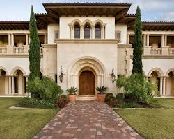 Exterior House Design Styles Custom Decorating Design