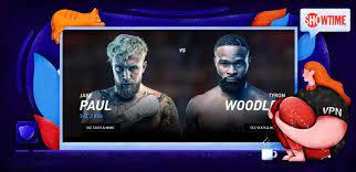 Zo kijk je Jake Paul vs Tyron Woodley ...