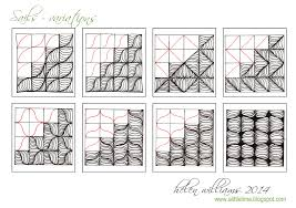 Zentangle Patterns For Beginners Impressive 48 Collection Of Drawing Patterns For Beginners High Quality