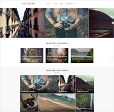 Photography Website Templates Awesome 48 Photography Website Themes Templates Free Premium Templates