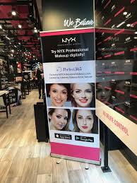perfect365 inc partners with nyx professional makeup to allow brand artists to develop looks instantly for live augmented reality mirror business wire