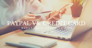 Allhome distributes only original and top quality items. Buyandship Shopping Tips Paypal Vs Credit Card Buyandship Philippines
