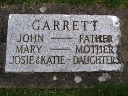 Mary Polly Moore Garrett (1838-1908) - Find A Grave Memorial