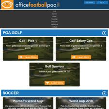 Office Football Pool Officefootballpools Com At Wi Office Football Pool Hosting Pro